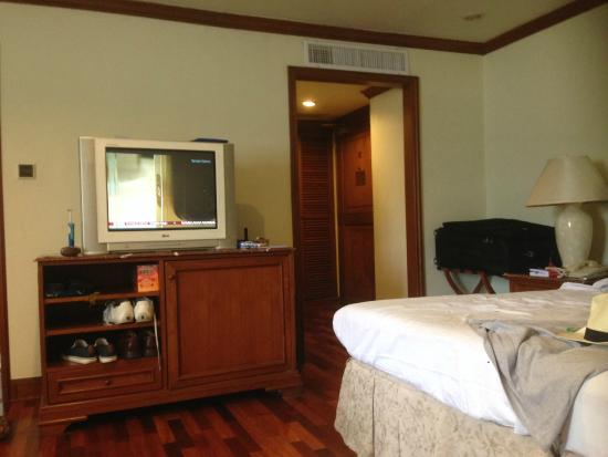 President Solitaire Hotel & Spa: Suite room