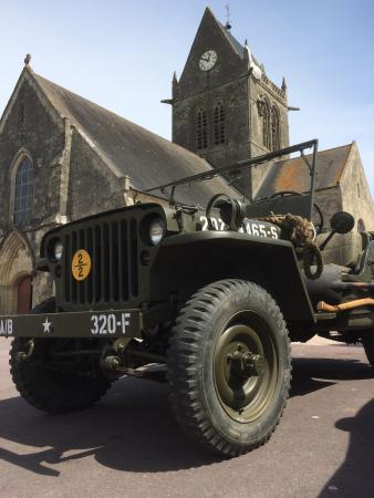 Normandy Jeep Tours