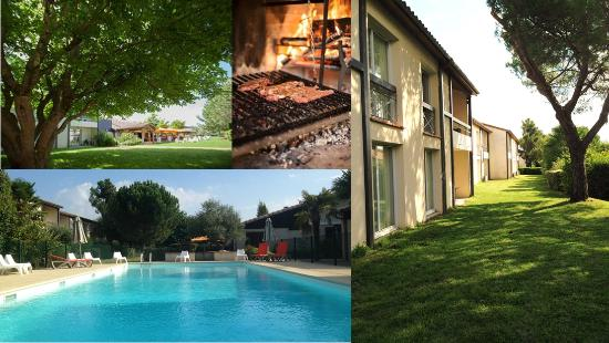 Photo of Hotel Residence Les Pins Galants Toulouse Tournefeuille
