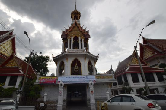 Temple - Picture of Wat Chana Songkhram, Bangkok - TripAdvisor
