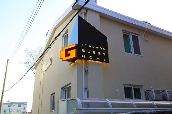 G Guesthome Itaewon