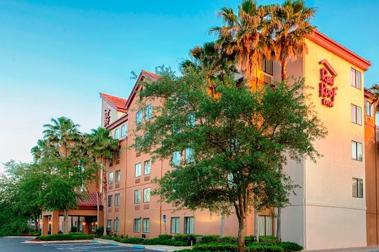 Red Roof Inn Jacksonville - Southpoint Hotel