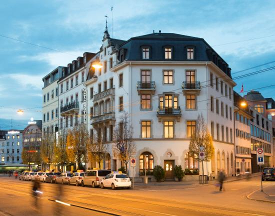 Photo of Hotel St. Gotthard Basel