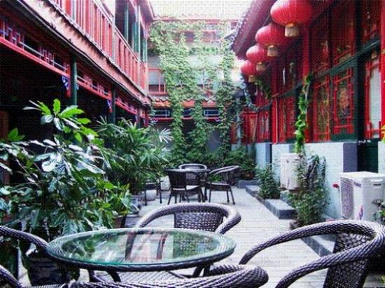 Double Happiness Courtyard Hotel