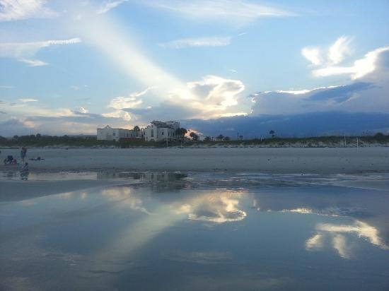 Jacksonville Beach, Φλόριντα: Beautiful sunsets