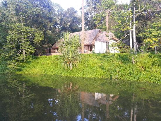 Fishing pond picture of orange county coorg siddapura for Fishing in orange county