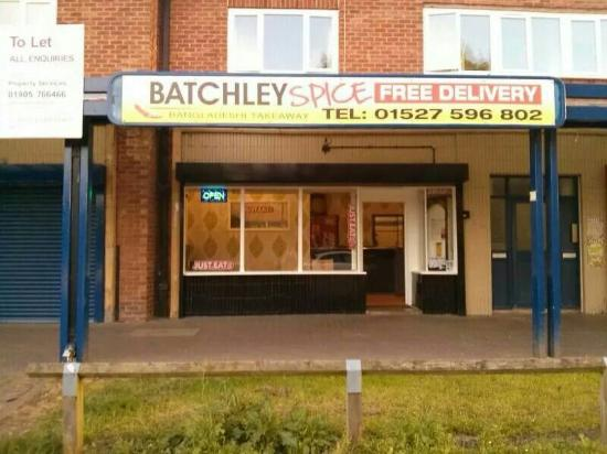 Реддич, UK: Batchley Spice