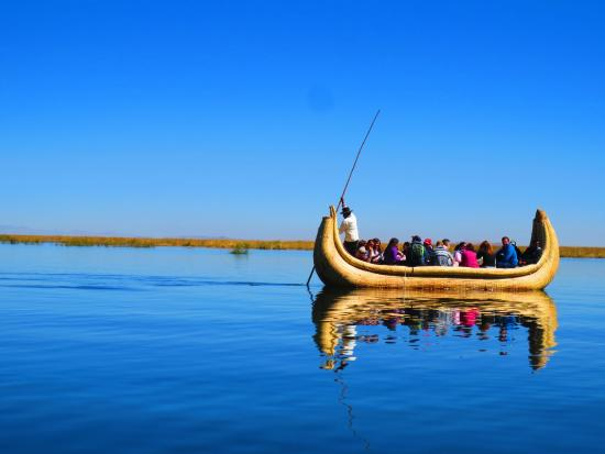 Cusco Region, เปรู: Titicaca lake