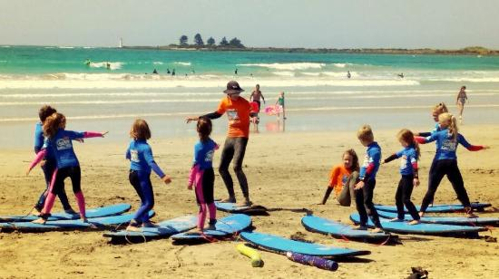 Port Fairy, Австралия: Fun for all ages and abilities!