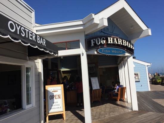 Picture of fog harbor fish house for Fog harbor fish house san francisco