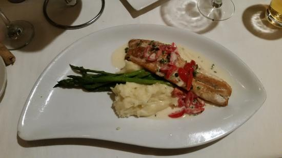 Lutherville, MD: Maryland rockfish