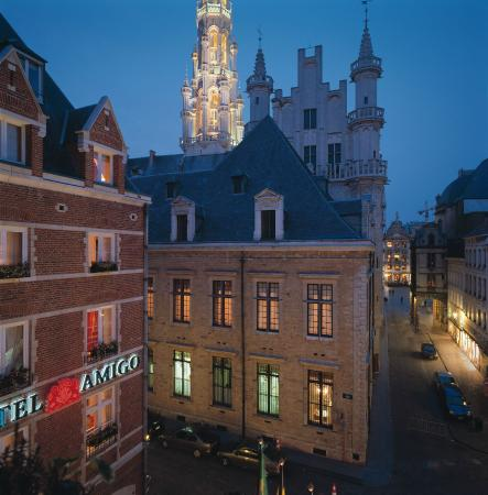 Photo of Hotel Amigo Brussels