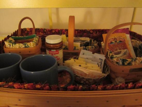"""Alexandria, OH: Lots of """"extras.""""  I loved the cocoa and the popcorn!"""