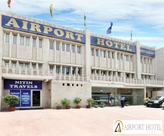 Airport Hotel: Out Look