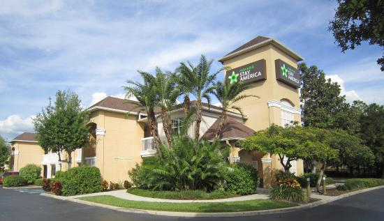 extended stay america tampa north airport fl hotel. Black Bedroom Furniture Sets. Home Design Ideas