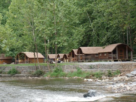 Cherokee great smokies koa nc campground reviews for Tripadvisor asheville nc cabin rentals