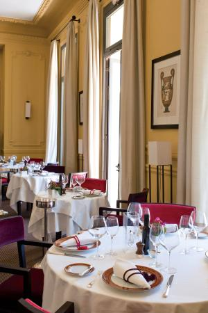 La Table Du Royal Restaurant Picture Of Hotel Royal Riviera St Jean Cap Ferrat Tripadvisor