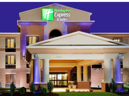 Holiday Inn Express Hotel & Suites Exmore: Welcome to the beautiful Eastern Shore of Virginia!
