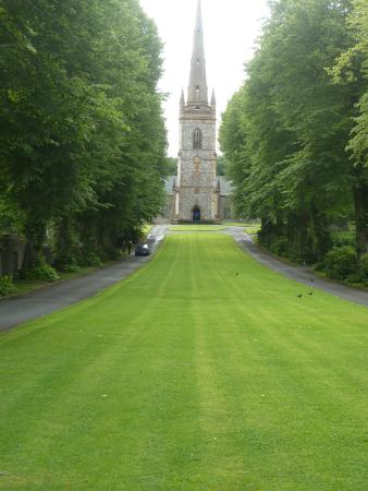 Annahilt, UK: HILLSBOROUGH CHURCH