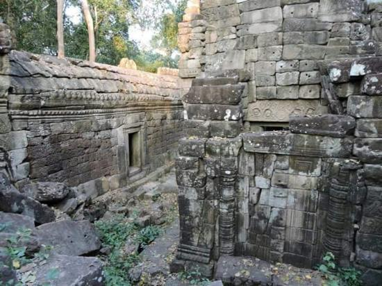 Banteay Meanchey Cambodia  city pictures gallery : Banteay Meanchey Province, Cambodia: Banteay Chhmar