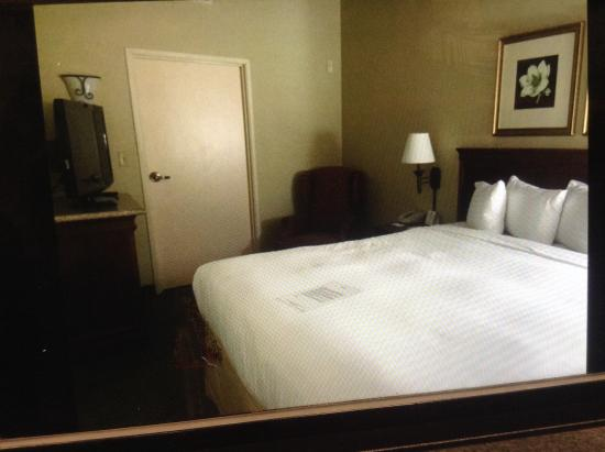 King Bedroom Picture Of Country Inn Suites By Carlson New Orleans French Quarter New