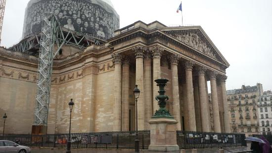 esterno picture of pantheon paris tripadvisor