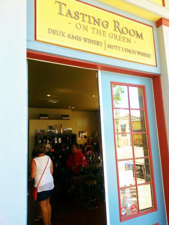 Tasting Room on the Green