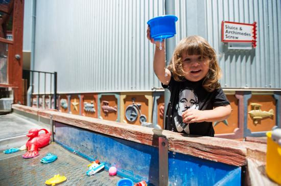San Luis Obispo, CA: There are plenty of family friendly activities in SLO, including the Children's Museum