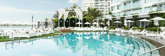 Mondrian South Beach Hotel