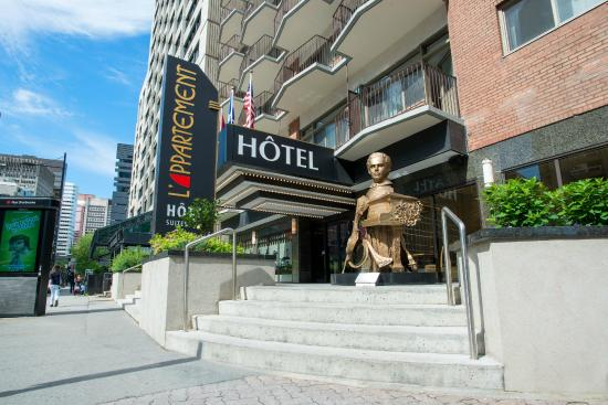 Photo of L'Appartement Hotel Montreal