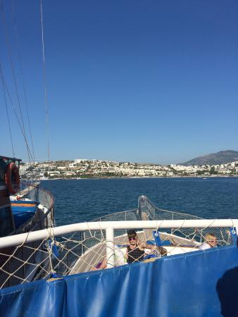 photo0.jpg - Picture of Ozzlife Boat-Tours, Gumbet ...