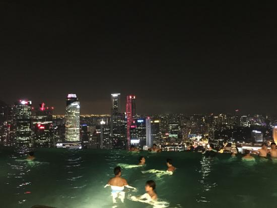Singapore City View Picture Of Marina Bay Sands