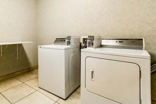 Guest Laundry Facilities Picture Of Comfort Inn Plover