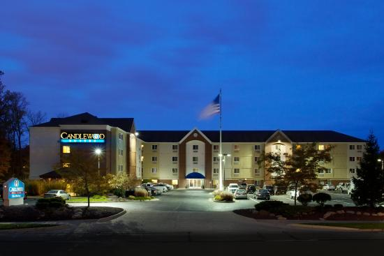 Candlewood Suites Cleveland North Olmstead
