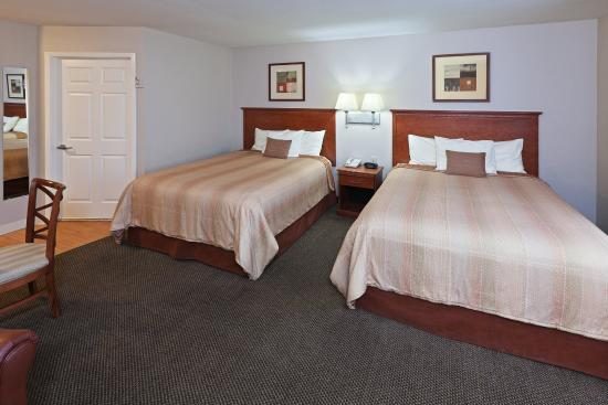double bed guest room picture of candlewood suites