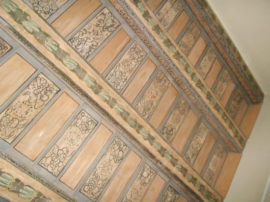 17th century ceiling picture of royal boutique residence for Royal boutique residence prague tripadvisor