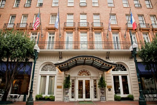 Lafayette Hotel New Orleans Reviews