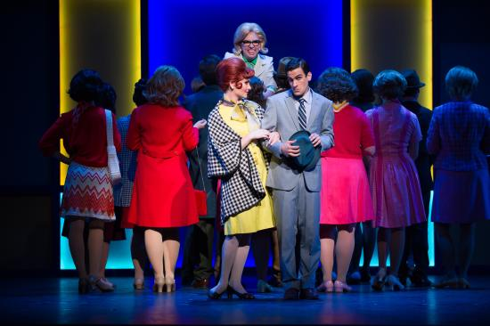Logan, UT: How To Succeed in Business Without Really Trying: Broadway performance by Utah Festival Opera an