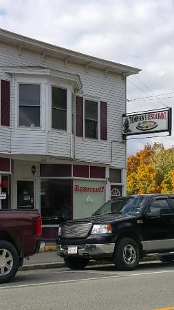 Bingham, ME: Great place to stop