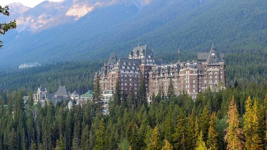 Fairmont Banff Springs Hotel Picture Of The Fairmont Banff Springs Banff Tripadvisor