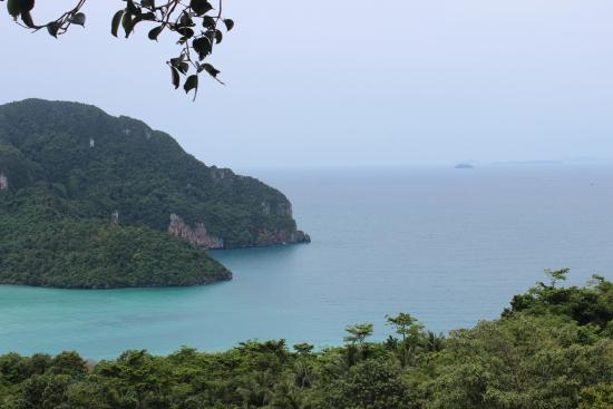 View point - Picture of Koh Phi Phi Viewpoint, Ko Phi Phi ...