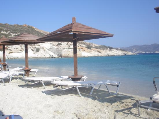 Prassa Beach - Kimolos Island - Picture of Prassa Beach ...