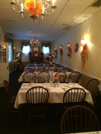 Marmora, NJ: Rose Room