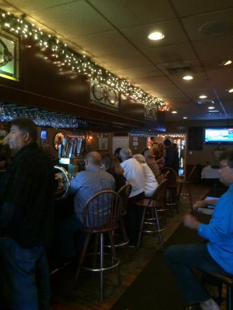 Marmora, NJ: Attractive Bar Area