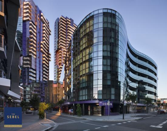 The Sebel Melbourne Docklands Hotel