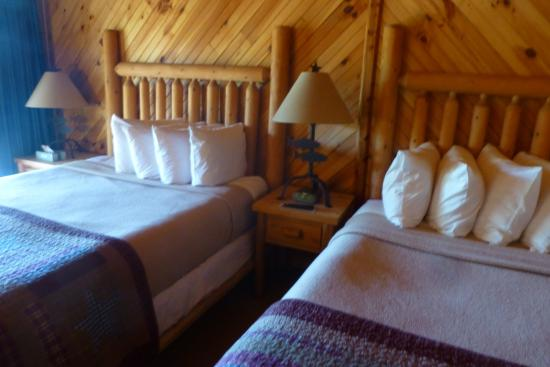Campton, KY: Our room