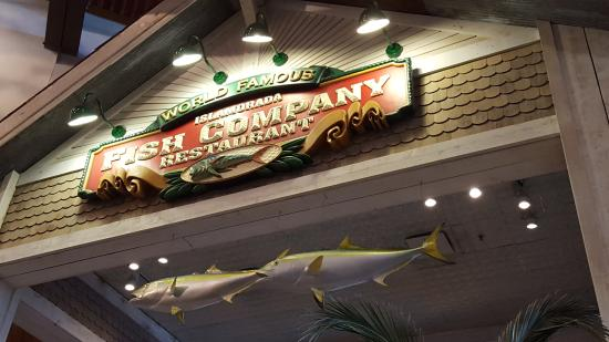 Entry from bass pro picture of islamorada fish company for Islamorada fish company