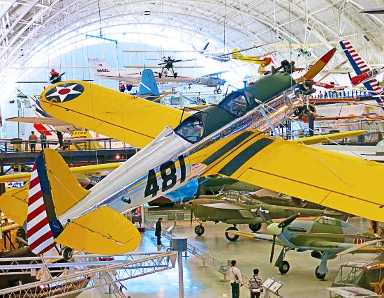 Chantilly, VA: Great museum particularly for airplane buffs