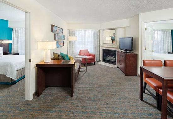 two bedroom suite picture of residence inn chicago o 39 hare rosemont