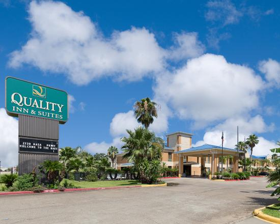Quality Inn & Suites Seabrook Nasa Kemah Hotel